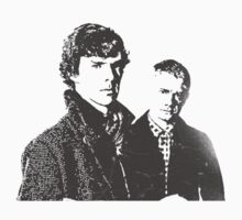 Sherlock Vector #2 by Dope Prints