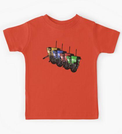 Robot Army Kids Tee