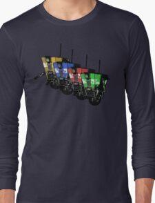 Robot Army Long Sleeve T-Shirt