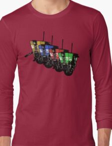 Robot Army Long Sleeve T-Shirt
