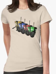 Robot Army Womens T-Shirt