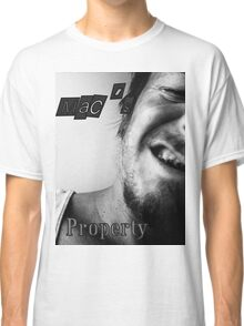 Property of Mac, All Rights Are Reserved Classic T-Shirt
