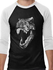 I'm a Dino Fan... Men's Baseball ¾ T-Shirt