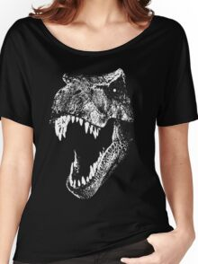 I'm a Dino Fan... Women's Relaxed Fit T-Shirt