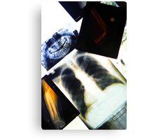 X-Rays  Canvas Print