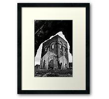 The Blast Furnace ........ Framed Print