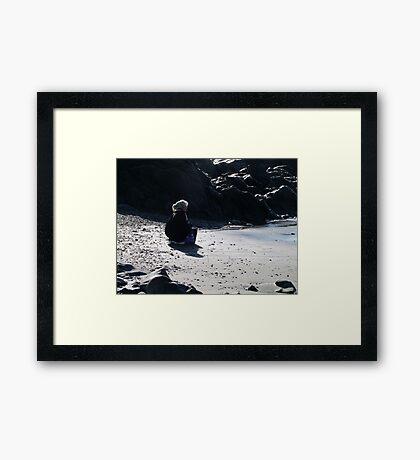 February Dreaming Framed Print