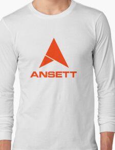 Ansett Australia - 1960's/1970's Livery Long Sleeve T-Shirt