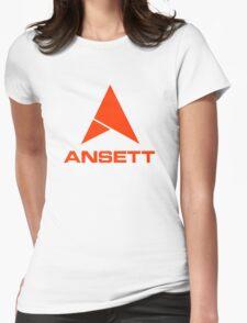 Ansett Australia - 1960's/1970's Livery Womens Fitted T-Shirt