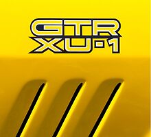 Holden Torana GTR XU1 Yellow by Clintpix