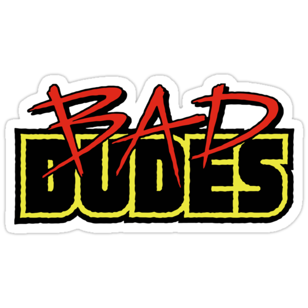 Bad Dudes by gorillamask