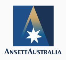 Ansett Australia - 1990's Livery by GigaczArt