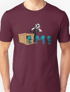 Calvin and Hobbes Mashups T-Shirt