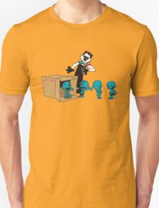 Calvin and Hobbes Mashups T-Shirt