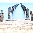 old jetty by Mark Bilham