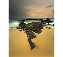 """Triangulum"" ∞ Haycock Point, NSW - Australia Photographic Print"