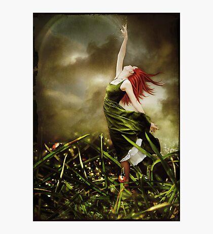 Thumbelina Photographic Print