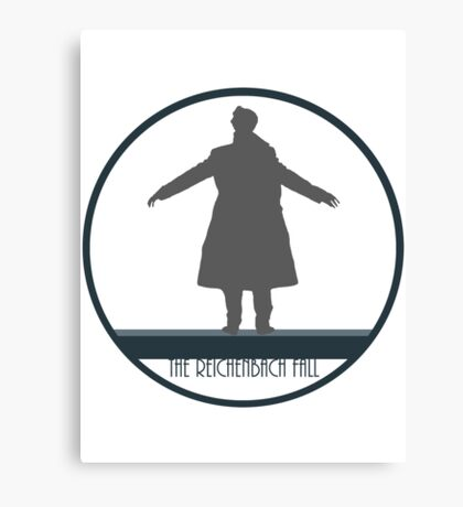 Sherlock: The Fall Canvas Print