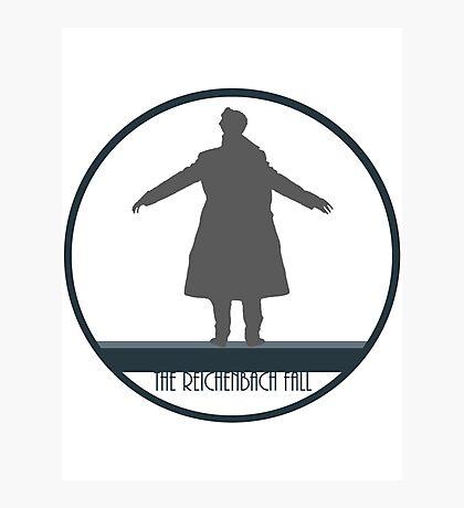 Sherlock: The Fall Photographic Print