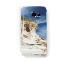 Sand dune cliff Samsung Galaxy Case/Skin