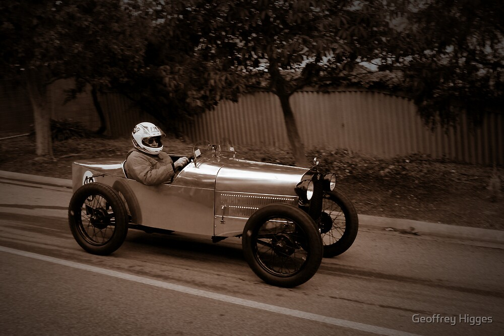 Uffindell Austin 7 1928 by Geoffrey Higges