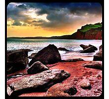 Ness Cove Photographic Print