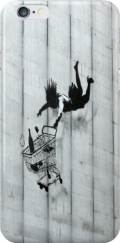 Trolley Girl Fall by Respire