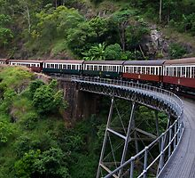 Kuranda Train QLD by Steve Bass