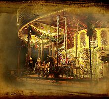 The Carousel by Karen Martin