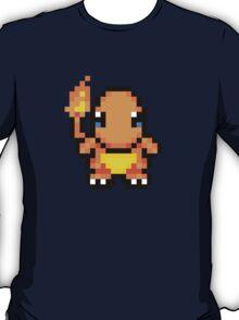 Adorable Charmander 16bit - Pokemon - Nawww T-Shirt