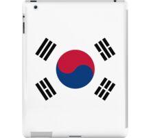 Flag of South Korea iPad Case/Skin