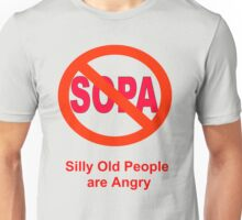 Stop SOPA Unisex T-Shirt