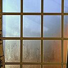 Spanish hotel's window by gluca