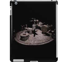 Old Mine Equipment Steam Punk iPad Case/Skin