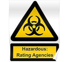 Hazardous Agencies Poster