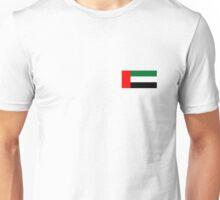Flag of the United Arab Emirates Unisex T-Shirt
