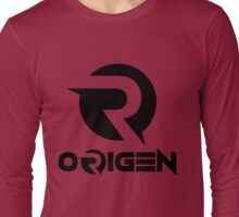 Origen League of Legends team stuff Long Sleeve T-Shirt