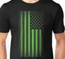 American idiot flag- Green Day Unisex T-Shirt