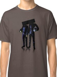 You cant see their faces Classic T-Shirt