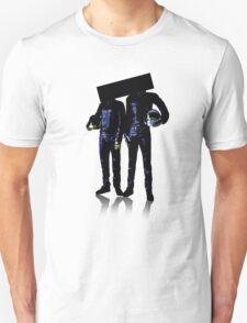 You cant see their faces Unisex T-Shirt