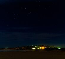 Anglesea Midnight by Ben Cordia