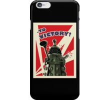 To Victory! iPhone Case/Skin