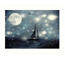 Sail Away © Art Print