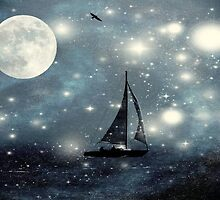 Sail Away © by Dawn M. Becker