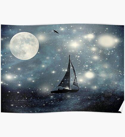 Sail Away © Poster
