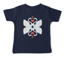 LOVE ON A POND Baby Tee
