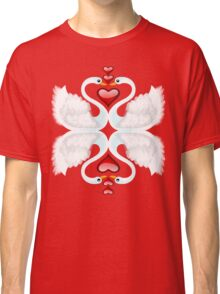 LOVE ON A POND Classic T-Shirt