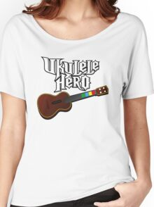 Ukulele Hero Women's Relaxed Fit T-Shirt