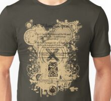Shakespeare's King Lear Front Piece Unisex T-Shirt