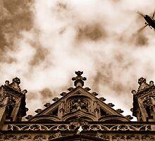 Heavens above by De Haydock